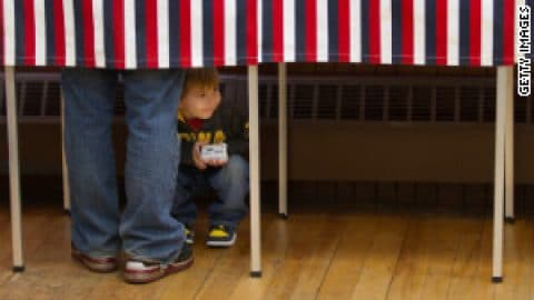It's not just about who got elected, but gratitude that we have elections at all (Audio)