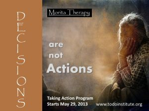 Taking Action Program