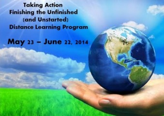 Taking Action May 23 – June 22, 2014