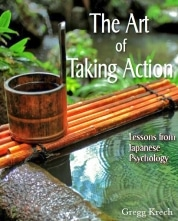 NEW BOOK! The Art of Taking Action: Lessons from Japanese Psychology