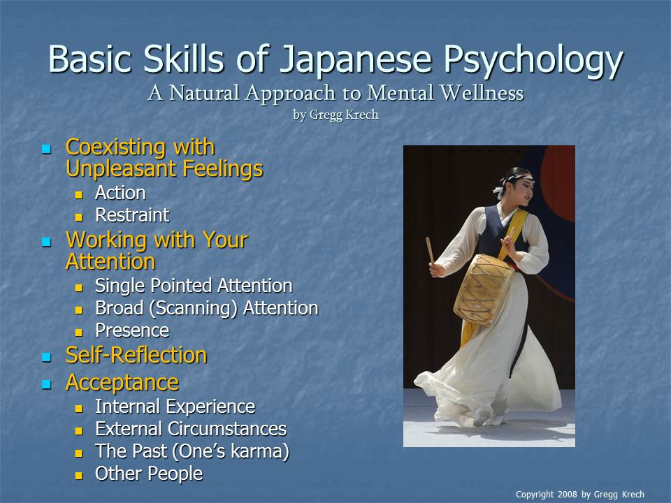Mental Wellness Skills