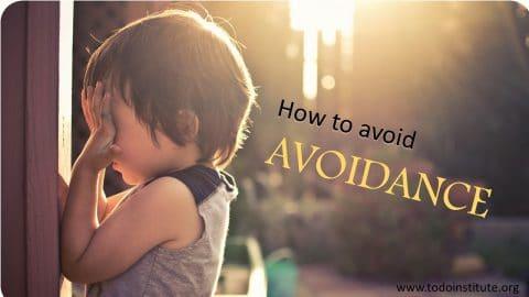 How to Avoid Avoidance