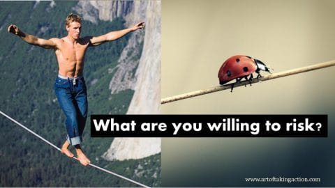 What Are You Willing to Risk?