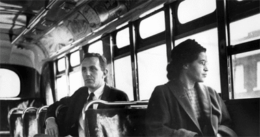 rosa_parks on bus