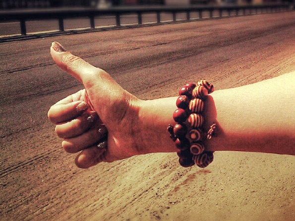 hitchhike hand2