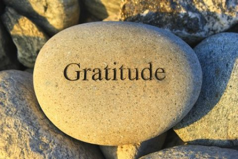 Teenage gratitude = more happiness & hope, less drug abuse and depression