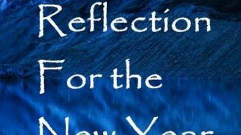 A Guide for Reflecting on the Past Year