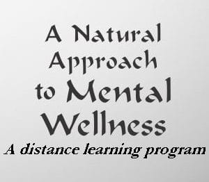 A Natural Approach to Mental Wellness