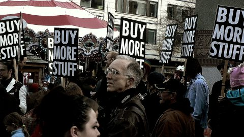 "JUST DON'T BUY IT: ""RETAIL THERAPY"" IS NOT A CURE FOR THE MODERN BLUES"